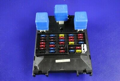 01-04 Infiniti QX4 Nissan Pathfinder Fuse Box Under Dash 3.5L 2WD  24350-5W000 J for sale onlineeBay