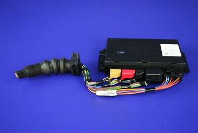 03-05 Audi A6 RS6 All Road Theft Central Locking Control Module 4B0 962 258 M