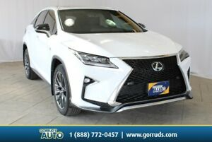 2016 Lexus RX 350 F-SPORT SERIES 2|LEATHER|NAVIGATION|CLEAN CARF