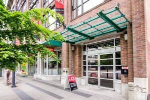 One Bedroom+Den For Rent at The Lex - 1249 Granville Street