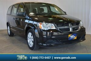 2015 Dodge Grand Caravan SE/Cruise/Cd player/Climate Control