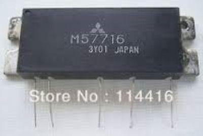 1PCS M57745 New Best Offer 430-450MHz 12.5V,33W,SSB MOBILE  Quality Assurance