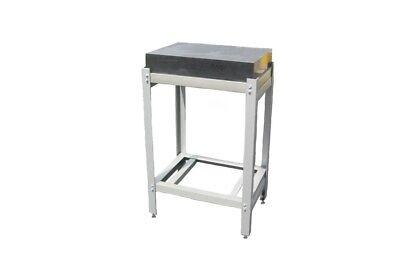 Shars 36 X 48 B-grade No-ledge Granite Surface Plate Steel Stand Two Items