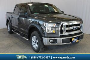 2015 Ford F-150 XLT|CLEAN CARFAX|NEW BRAKES &TIRES/SUPERCREW|