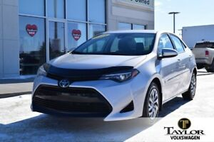 2018 Toyota Corolla 4-door Sedan LE CVTi-S March Madness Sale !!