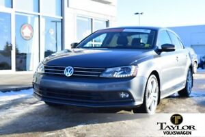 2015 Volkswagen Jetta Highline 2.0 TDI 6sp DSG at Tip Christmas