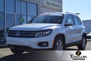 2016 Volkswagen Tiguan Comfortline 2.0T 6sp at w/Tip 4M March Ma