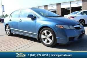 2009 Honda Civic 2009 Honda Civic - 4dr Auto Sport
