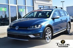 2017 Volkswagen Golf Alltrack 1.8T DSG 6sp at w/Tip 4MOTION Marc