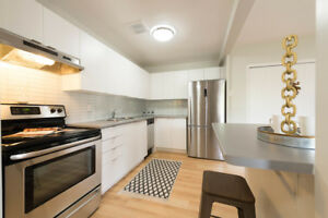 2 Bedroom For Rent - Oakville - Spacious - Newly Renovated!