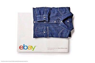 Lot 50 Ebay Branded Envelopes Polymailer Envelopes 9 X 12 Solid 10 X 13