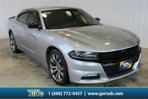 2016 Dodge Charger SXT|Super Track pak|Heated LeatherSeats|Camera|Nav