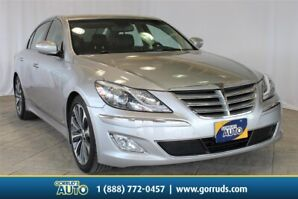 2013 Hyundai Genesis R-SPEC | CLEAN CARFAX | LEATHER | MOONROOF