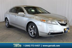 2009 Acura TL Low Mileage!!! New Tires|Leather|Moonroof|AWD