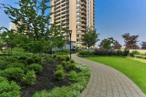 One Bedroom For Rent at Parkview Towers - 4769 Hazel Street
