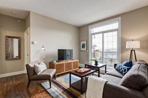 Two Bedroom Suites The Laurier for Rent - 100 Quarry Villas SE