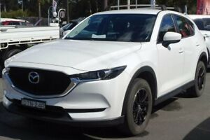 2018 Mazda CX-5 MY18 (KF Series 2) Maxx (4x2) Snowflake White 6 Speed Manual Wagon South Nowra Nowra-Bomaderry Preview