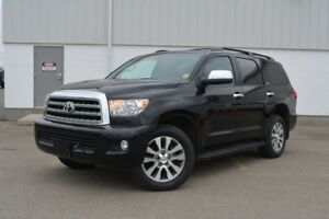 2016 Toyota Sequoia Limited 5.7L V8 BLOWOUT SALE