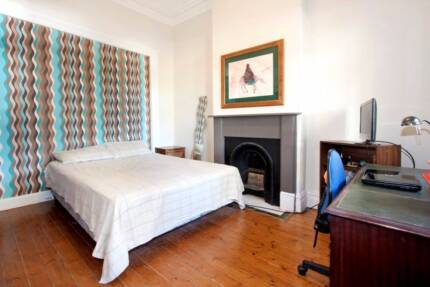 **CITY LIVING FURNISHED DOUBLE ROOMS IN REDFERN HERITAGE TERRACE