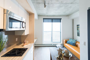 Crawford Block Apartments on Whyte Avenue - 1 bedroom...