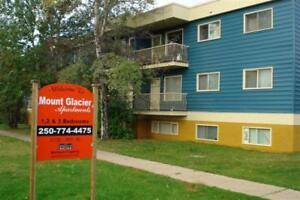 FORT NELSON - Mt Galcier - 3 Bedroom Apartment