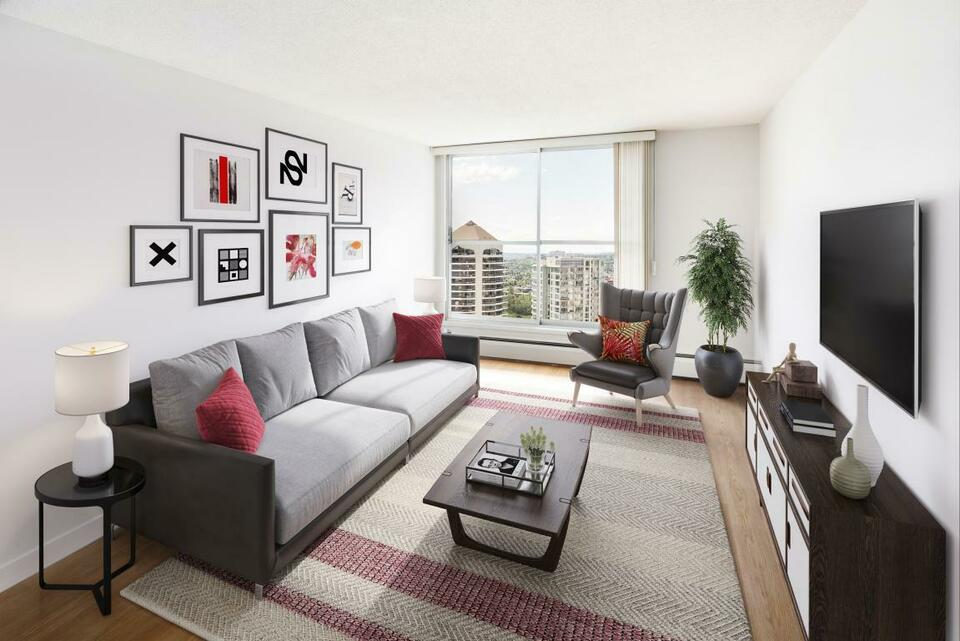 Calgary Place Apartments - One Bedroom Apartment for Rent ...