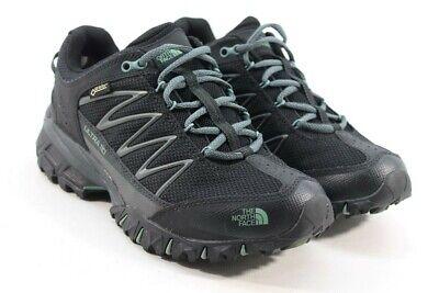 The North Face Ultra 110 GTX GoreTex Waterproof Trail Running Shoe Women US 9.5