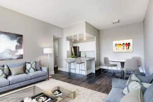 Upgraded One Bedroom with In-Suite Laundry