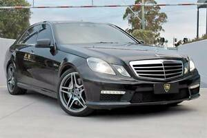 2010 Mercedes-Benz E63 AMG SEDAN Wetherill Park Fairfield Area Preview