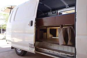 --2001 Mitsubishi Express 2.4 ECL low KM-- Margaret River Margaret River Area Preview