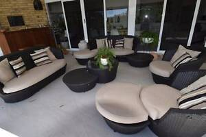 Outdoor furniture (used) Eatons Hill Pine Rivers Area Preview