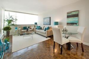 Applewood on the Park - One Bedroom Apartment for Rent