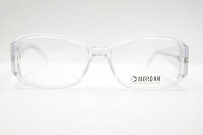 Morgan  201026 - 100 53[]16 130 Transparent oval Brille Brillengestell Neu
