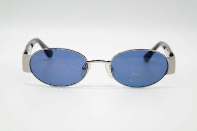 Marco Design Italy 50[]19 Silber  oval Sonnenbrille sunglasses Neu