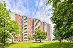 Windjammer Apartments - 77 Falby Court, Ajax -NEW MANAGEMENT!