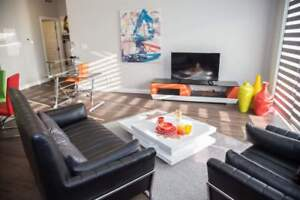Hyland Suites - 2+ Bedroom Apartment for Rent