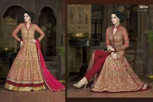 Anarkali suits! Latest Fashion Straight suits Saree