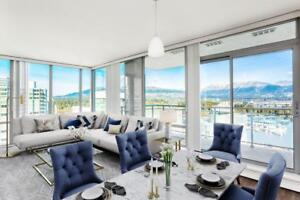 Bayview at Coal Harbour - Studio Apartment for Rent