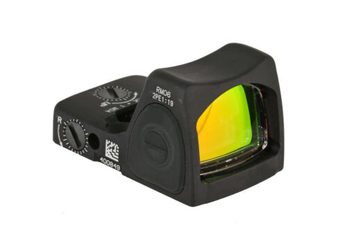 Trijicon RMR Type 2 RM06 3.25 MOA Adjustable LED Red Dot Sight - RM06-C-700672