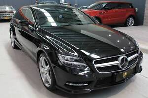 2014 Mercedes-Benz CLS 250 CDI SHOOTING BRAKE AMG Wetherill Park Fairfield Area Preview