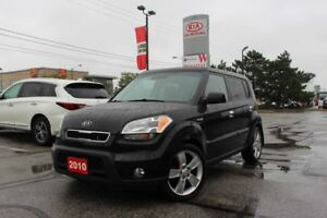 2010 Kia Soul 4u Burner | Red Interior Finish