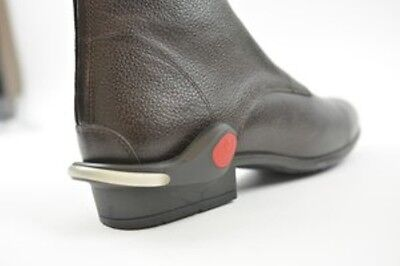 Ekkia Safety light reflector for shoe, riding boots, or bike clip, better