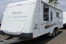 2011 Jayco STERLING 23.72-5 Bundaberg Central Bundaberg City Preview
