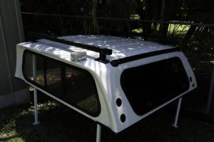 TJM Canopy for Ford Ranger PX Dual Cab