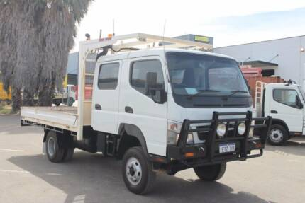 2010 Fuso Canter 4x4, Stock 784