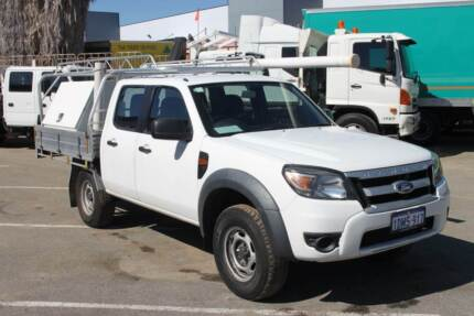 2010 Ford Ranger Ute, Stock 639 Beckenham Gosnells Area Preview