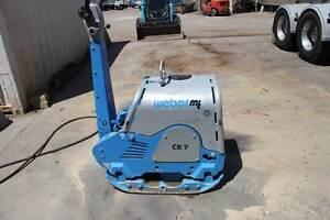2015 Weber CR7 Compactor, Stock 665 Beckenham Gosnells Area Preview
