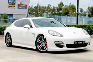 2010 Porsche Panamera Coupe Wetherill Park Fairfield Area Preview