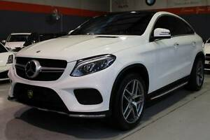 2015 Mercedes-Benz GLE350 AMG COUPE Wetherill Park Fairfield Area Preview