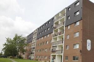 Kingston 2 Bedroom Apartment for Rent: Community garden, events